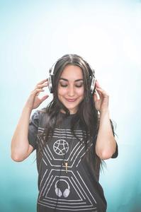 Megan for LSTN Sound Co, 2015